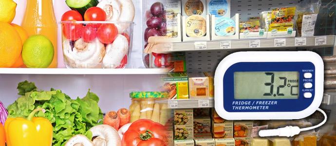 HACCP termometar za frižider