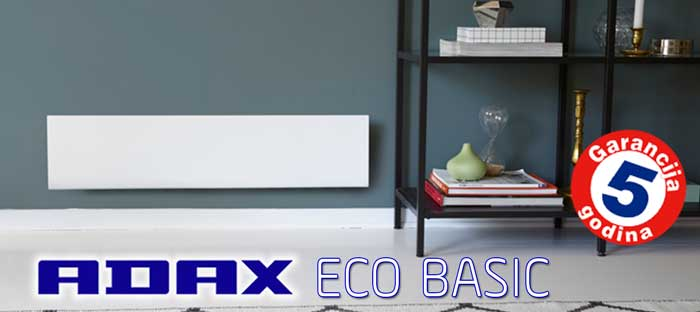 ECO Basic Norveski radijator