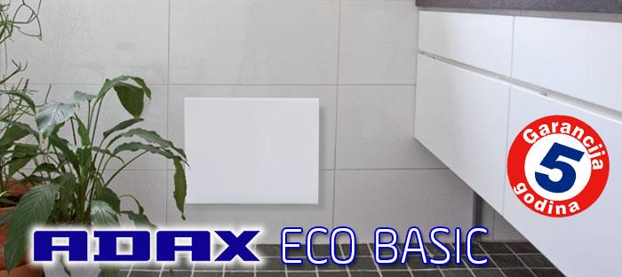 Norveski radijator ADAX ECO BASI