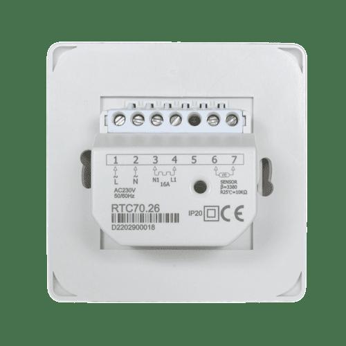 RTC70 pouzdan i sigurna termostat