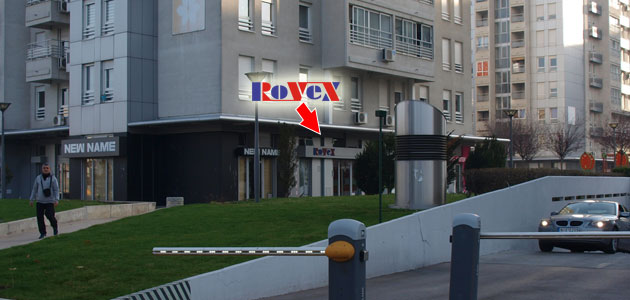 Rovex Inženjering d.o.o., Đorđa Stanojevića 11b, 11070 Novi Beograd (naselje Bellvill, zgrada Krin)
