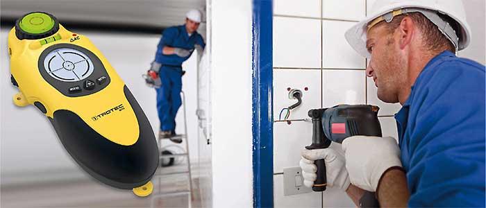 BI15 detektor kablova i metala u zidu