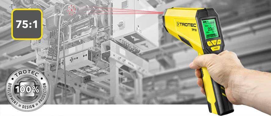 TP10 Infracrveno merenje temparature
