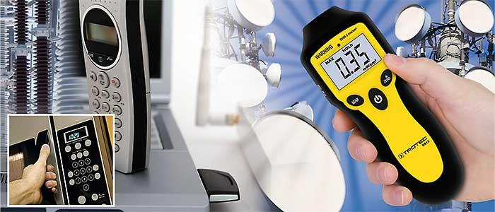 BR15 detektor mikrotalasnog zračenja