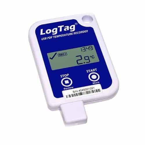 UTRID-16  USB PDF Data loger temperature